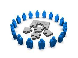 remote contractor and virtual assistant group image